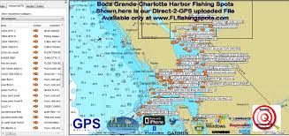 Amelia Island Florida Map by Florida Fishing Maps With Gps Coordinates Florida Fishing Maps