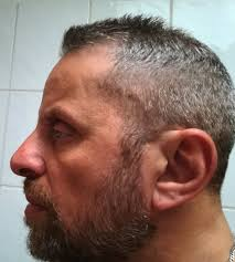 hairstyles for men in their twenties with grey hair becoming a silver fox beards are cool