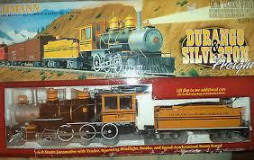 bachmann big hauler g scale durango silverton freight electric
