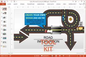 how to create animated billboard in powerpoint slidehunter com