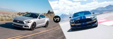 how is a ford mustang is the 2017 ford shelby mustang gt350 different from the 2017 ford