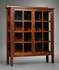 Stickley Bookcase Search All Lots Skinner Auctioneers