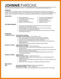 Supply Chain Management Resume Examples Store Manager Resume Examplesstore Manager Transportationjpg