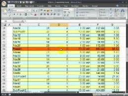 Bom Template Excel Bom Bill Of Materials Management