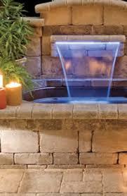 Unilock Michigan Unilock Outdoor Living Fireplaces Grills Water Features And