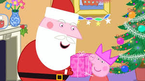 peppa pig merry christmas english episodes