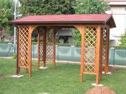 gazebo in legno per auto prezzi porte and finestre gazebi in legno fai da te porte and finestre