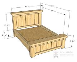 Platform Bed Plans Queen Size by Diy Doll Bed Plans Free Download Queen Size Platform Bed Plans