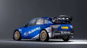 subaru gtx rally car subaru impreza wrx sti by ken block right side wallpaper