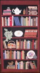 Bookshelf Quilt Pattern Stash Bee October Block Hive 11