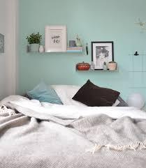 Schlafzimmer Wandfarbe Blau Wandfarbe Im Schlafzimmer Möbelideen