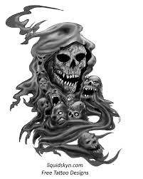 grand reaper tattoos tattoo collections