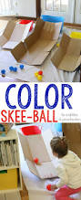color skee ball for toddlers and preschoolers i can teach my child