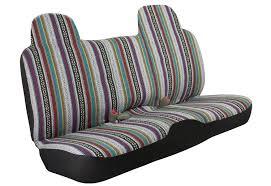 amazon com pickup truck bench cover baja inca saddle blanket fits