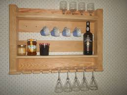 ots de cuisine etagere de cuisine en bois carrelage mtro le style dco chic dun