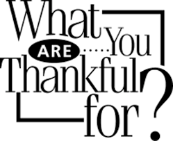 are you thankful i am merry to all of you