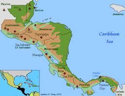 america map honduras andrew clem honduras