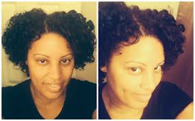 stranded rods hairstyle lashonna s two strand twist out with perm rods black hair
