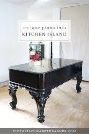 diy kitchen remodel repurposed antique kitchen island