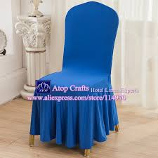 blue chair covers outstanding online get cheap royal blue chair cover aliexpress