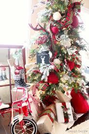 Christmas Decorations Snow Tree by Winter Wonderland Glam Christmas Tree Michaels Dream Tree