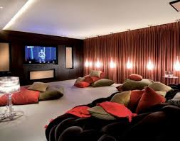 Home Theatre Decorations by Home Theatre Room Decorating Ideas 1000 Images About Living Room
