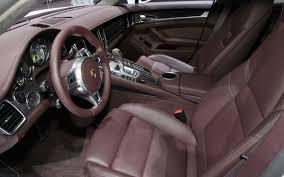 porsche hatchback interior 2014 porsche panamera adds long wheelbase plug in hybrid variants