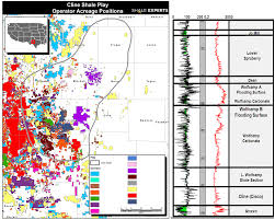 Haskell Map Permian Basin Map Acreage Map Company Map