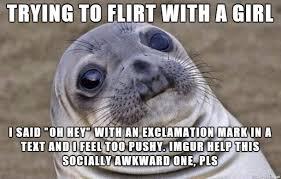 I Cant Meme - i can t flirt meme on imgur
