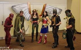 justice league steampunk style by oocphotography on deviantart