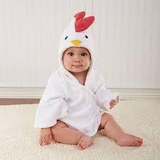 robe de chambre bébé robe de chambre bébé coton blanche coq achat vente robe de