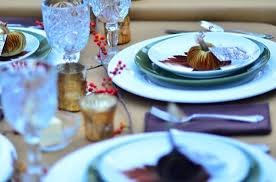 Table Setting Chargers - are chargers essential to setting a pretty table