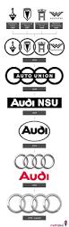 audi logo infographic finalised audi a3 8p pinterest logos