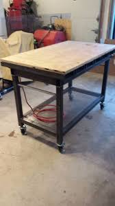 Folding Welding Table Welding Table 7 Steps With Pictures