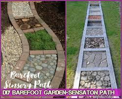 Sensory Garden Ideas Diy Barefoot Garden Ideas Barefoot Sensory Garden Path