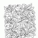 land coloring pages qlyview