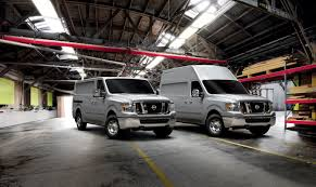 nissan work van nissan nv company u0027s first commercial vehicle for north america