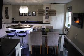 supplying and fitting kitchen with granite worktops