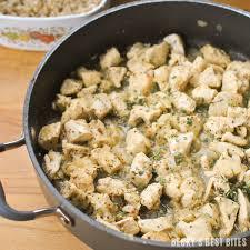 cuisine recipes easy simple skillet lemon pepper chicken