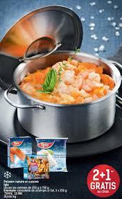 poisson cuisiné carrefour promotion poisson nature et cuisiné iglo iglo poisson
