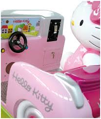 kitty car children u0027s rides clearhill