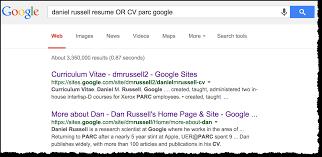 Adjacency Resume Searchresearch November 2014