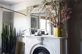 decorative fireplace ideas that aren u0027t candles architectural digest
