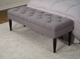 bedroom benches upholstered tufted bedroom bench houzz design ideas rogersville us