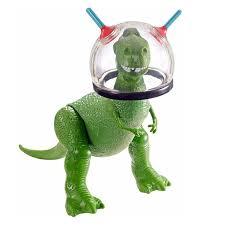 gaming rex figure 4 toy story toys mattel dinosaur radar