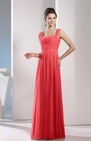 bridesmaid dresses coral coral color bridesmaid dresses uwdress