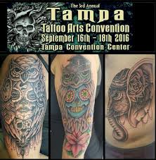 2016 tampa tattoo arts convention conventions pinterest