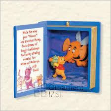 2008 winnie pooh 11th heffalumps woozles hallmark keepsake