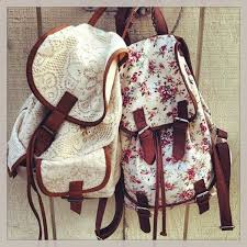 Wyoming travel backpacks for women images Ladies girls canvas backpack rucksack shoulder travel school jpg