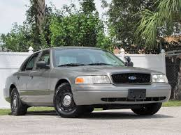 ford crown interceptor for sale daily turismo 5k 2004 ford crown p 71 interceptor